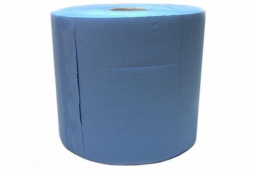 Imaginea Hârtie albastră 3 straturi